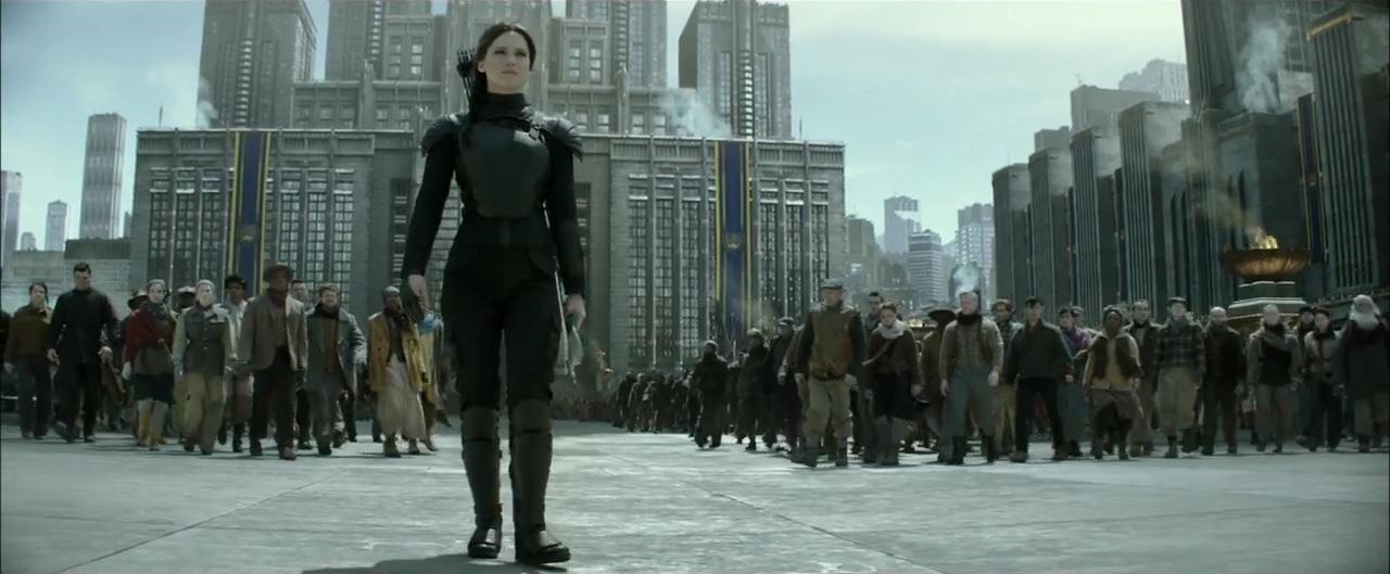 The Hunger Games Mockingjay Part 2 – Trailer Teaser