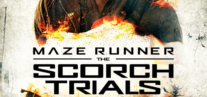 Maze Runner Scorch Trials' new posters