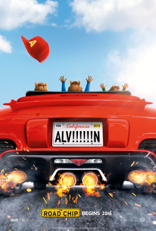 ALVIN & THE CHIPMUNKS THE ROAD CHIP