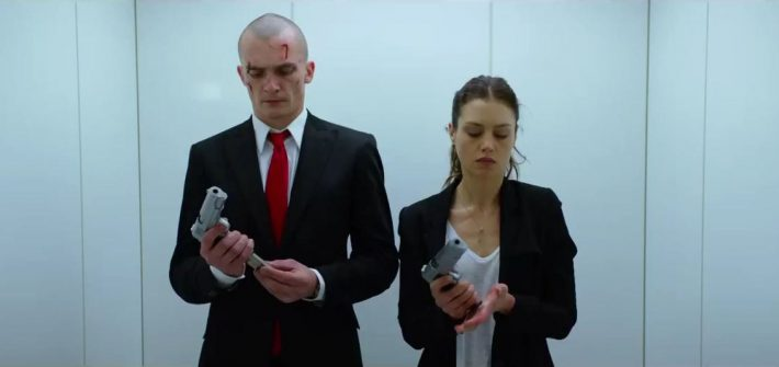 Agent 47 has a new trailer