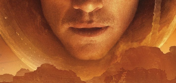 The Martian has a new poster