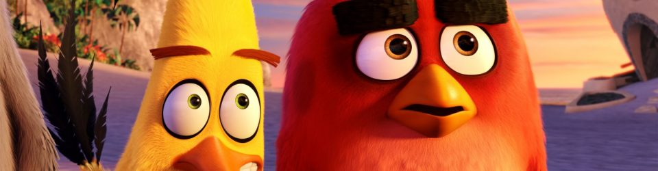 Angry Birds gets a new trailer