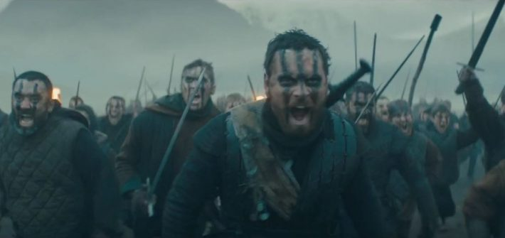 Hail Macbeth! The new trailer has arrived