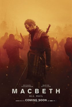 Macbeth Battle poster