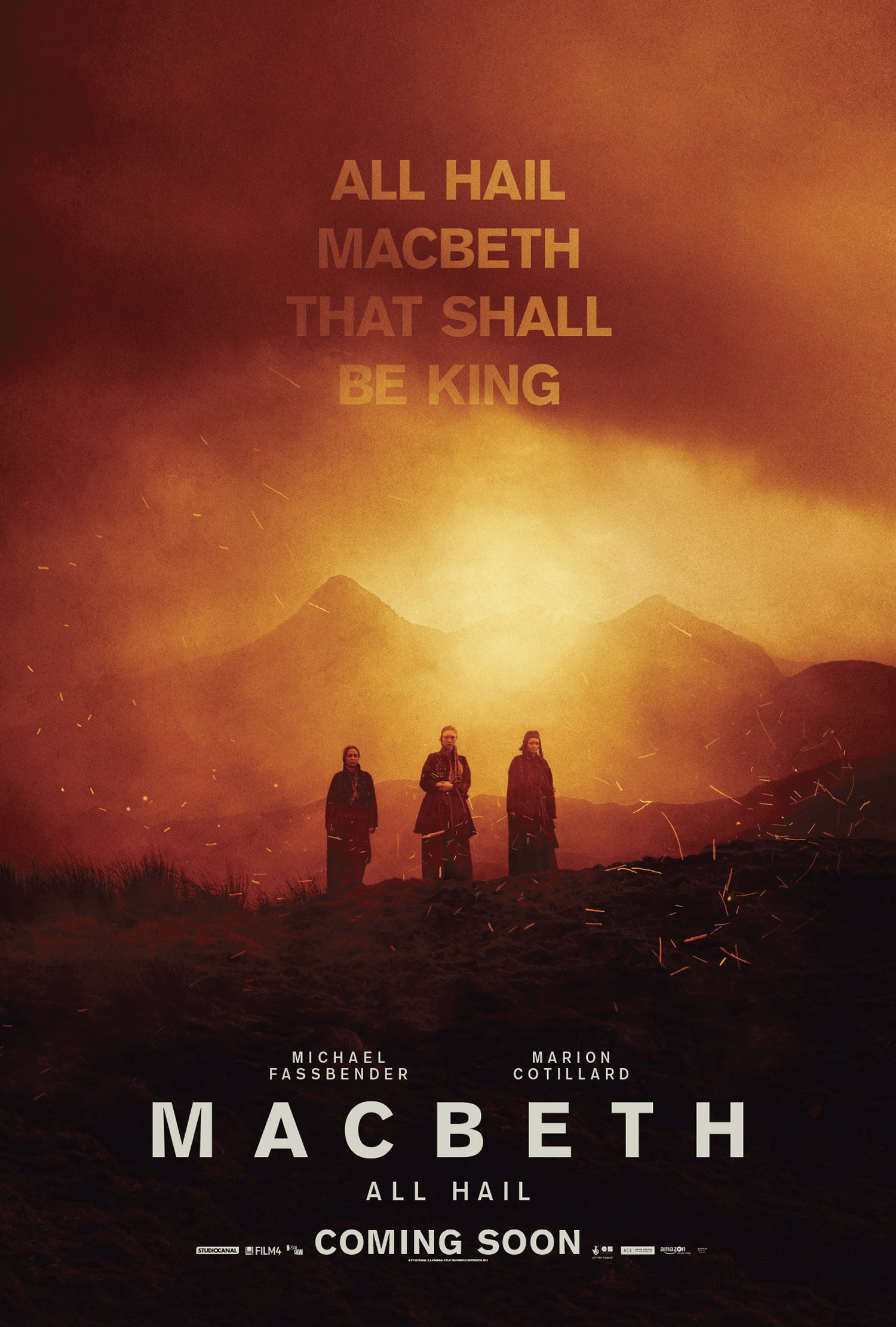 Macbeth Wiches poster
