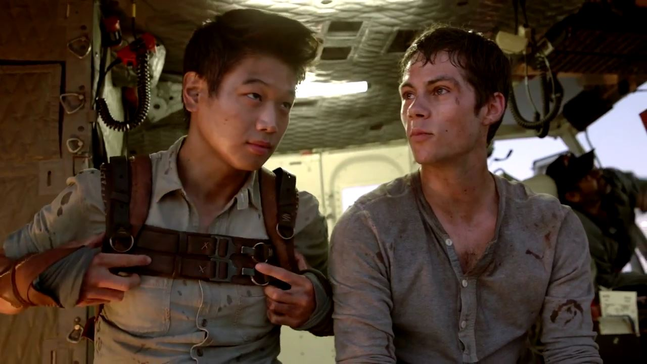 Maze Runner – The Scorch Trials – The Story