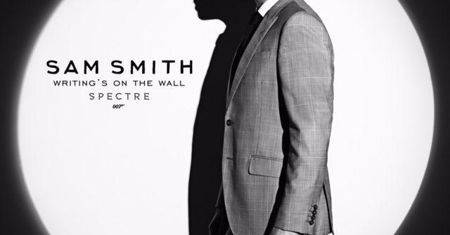 Sam Smith sings Spectre