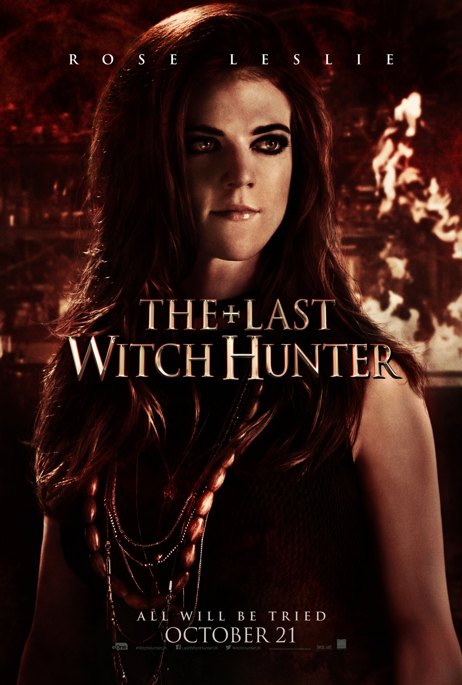 The Last Witch Hunter – Rose Leslie