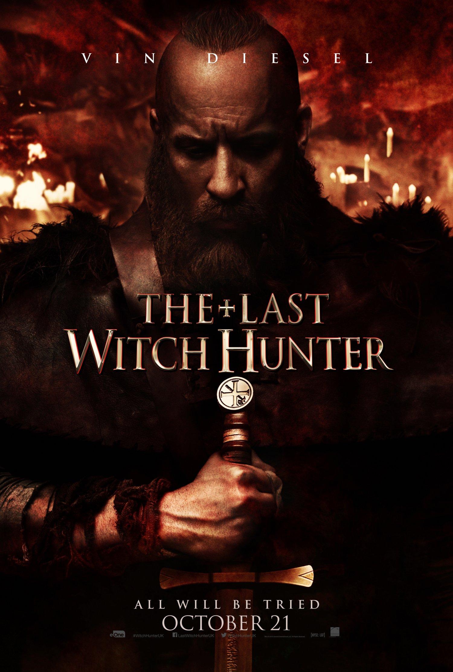 The Last Witch Hunter – Vin Diesel