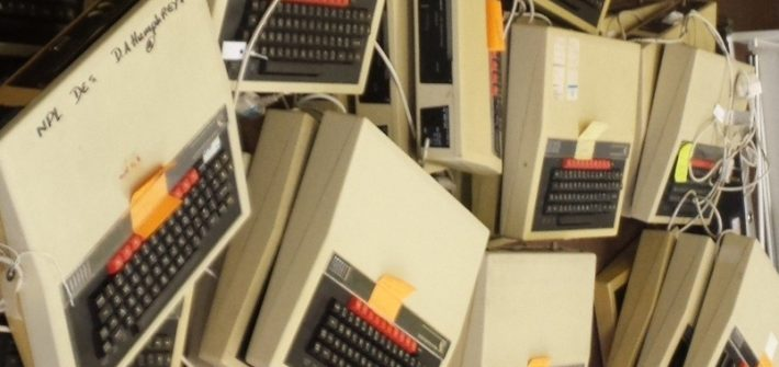 BBC Micro Fix-a-Beeb Day reboots three dozen BBC Micros
