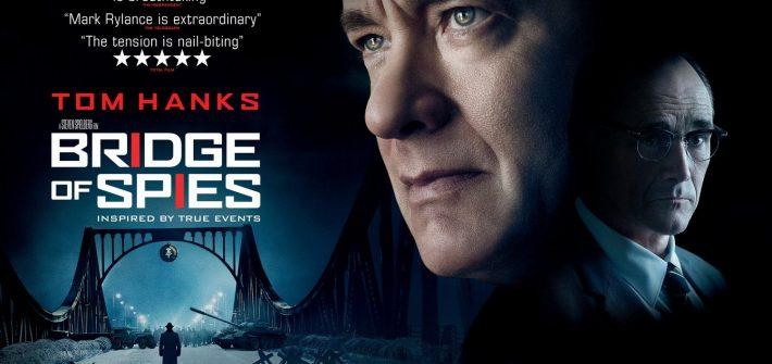 Spielberg & Hanks talk Bridge of Spies