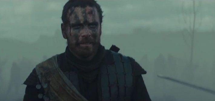 Macbeth – A man scared by war?