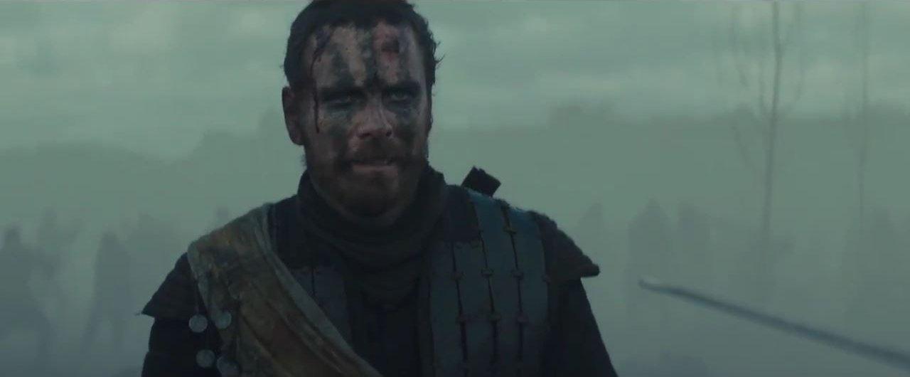 Macbeth – A Casualty of War featurette