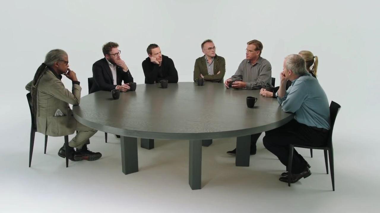 Talking about Steve Jobs