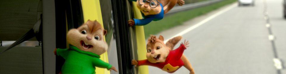 Alvin and The Chipmunks: The Road Chip has a release date