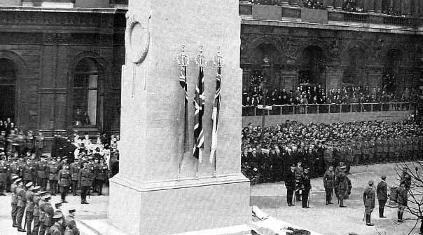The Cenotaph turns 95