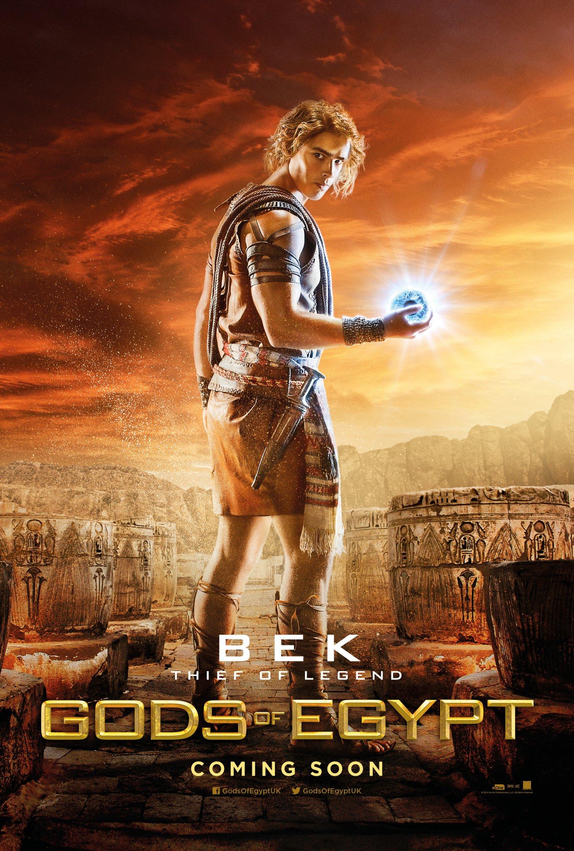 Gods of Egypt – Bek