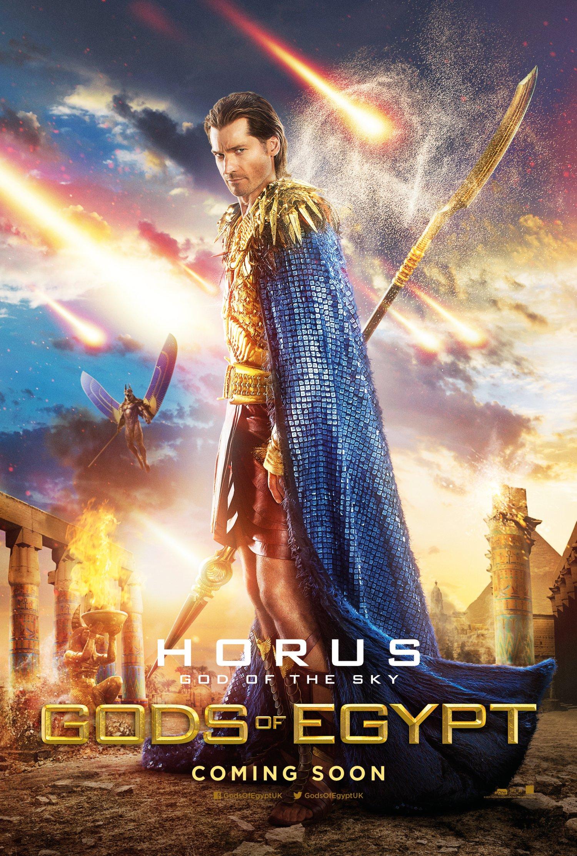 Gods of Egypt – Horus