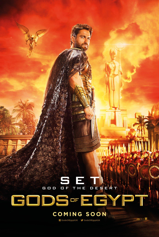 Gods of Egypt – Set