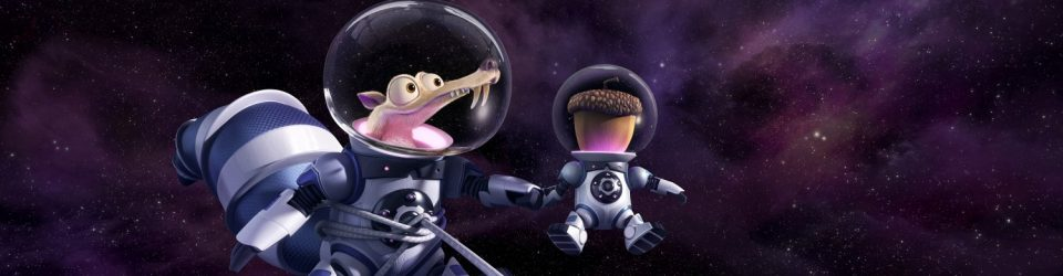 Ice Age Collision Course teaser poster & image