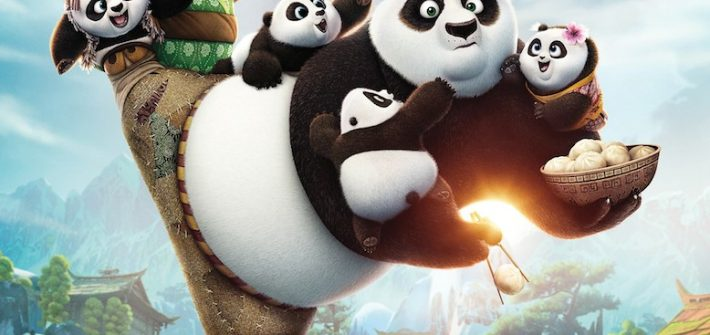 Kung Fu Panda 3 has a new trailer