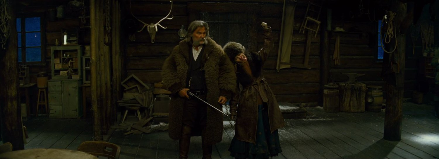 The Hateful Eight – The Prisoner