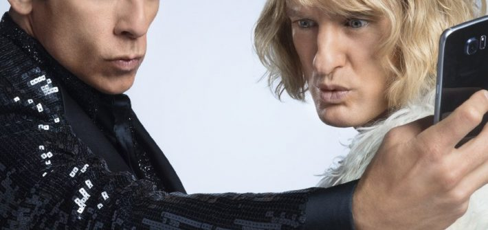 Zoolander 2 has  a poster