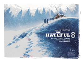 The Hateful Eight has a new trailer