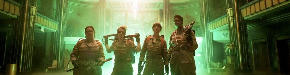 Ghostbusters' first official image