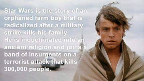 The truth about Star Wars