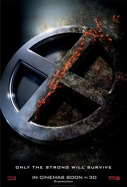 X Men Apocalypse Teaser One Sheet