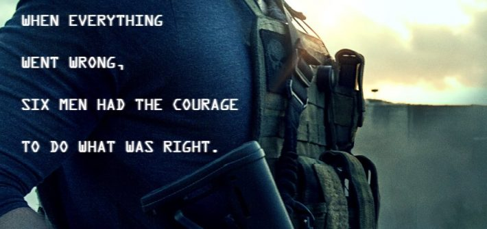 13 Hours has a trailer