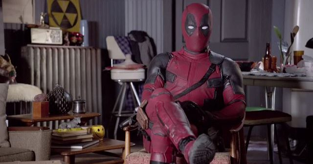 Deadpool – Touch yourself tonight!