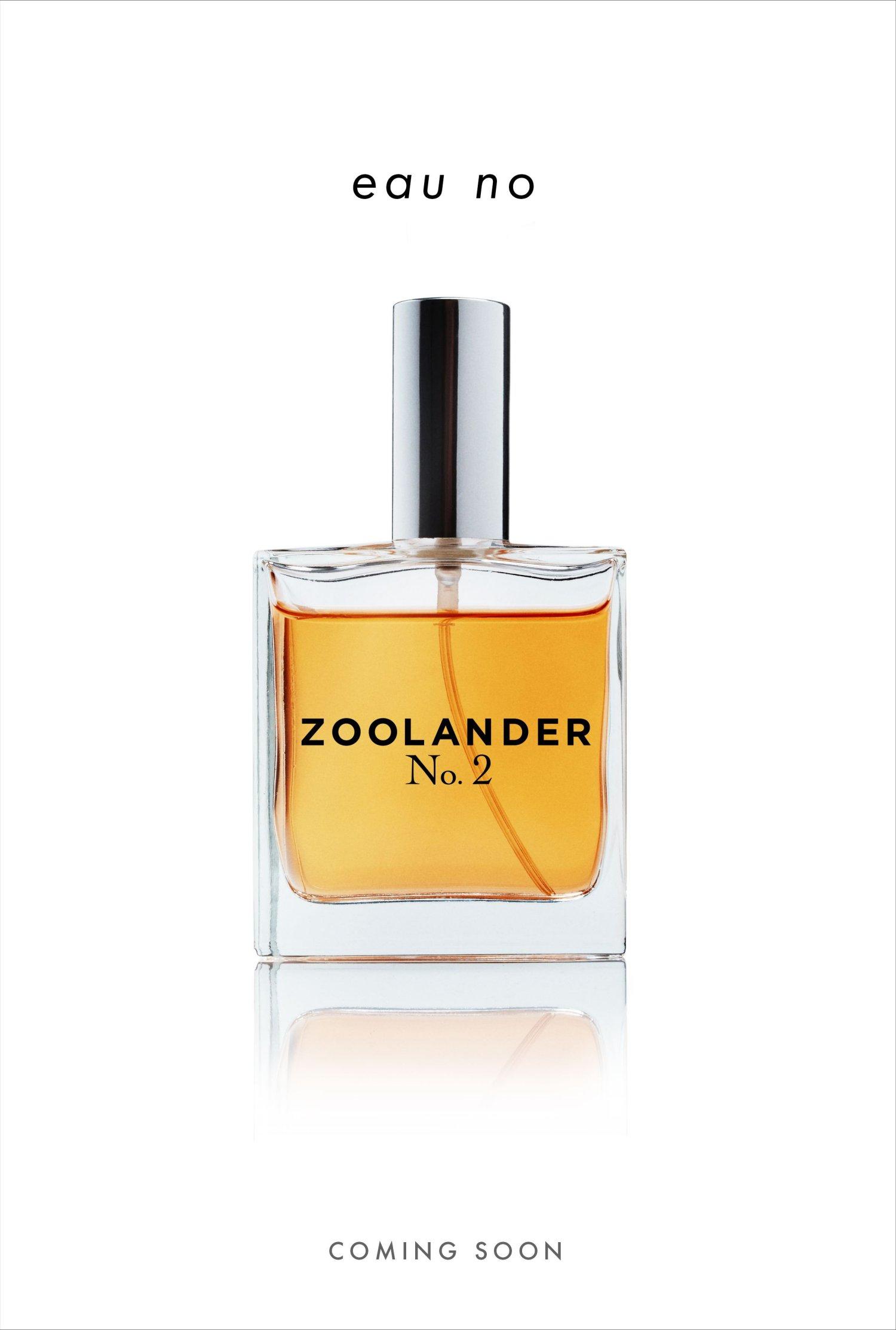 Eau No – Perfume from Zoolander