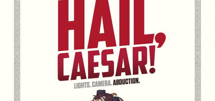 Hail, Caesar has a new poster