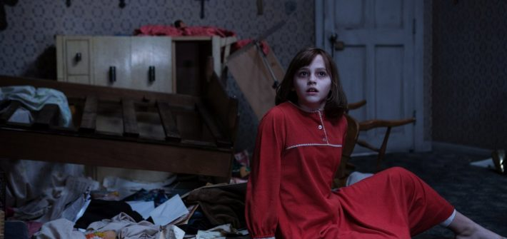 The Conjuring 2 has a teaser trailer