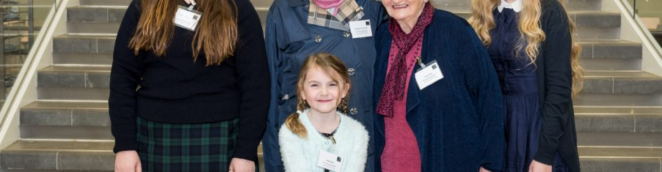 Ada Lovelace Competition winners & Colossus operators
