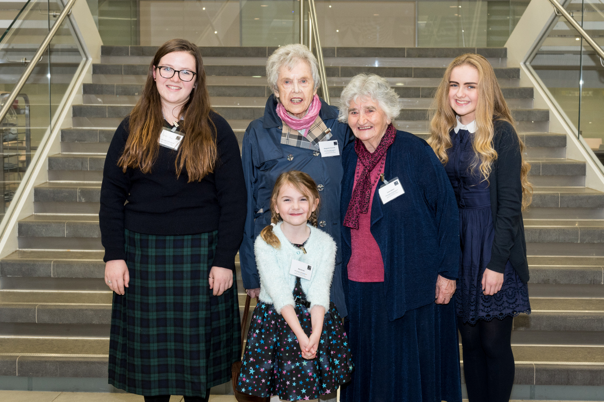 Ada Lovelace competition winners