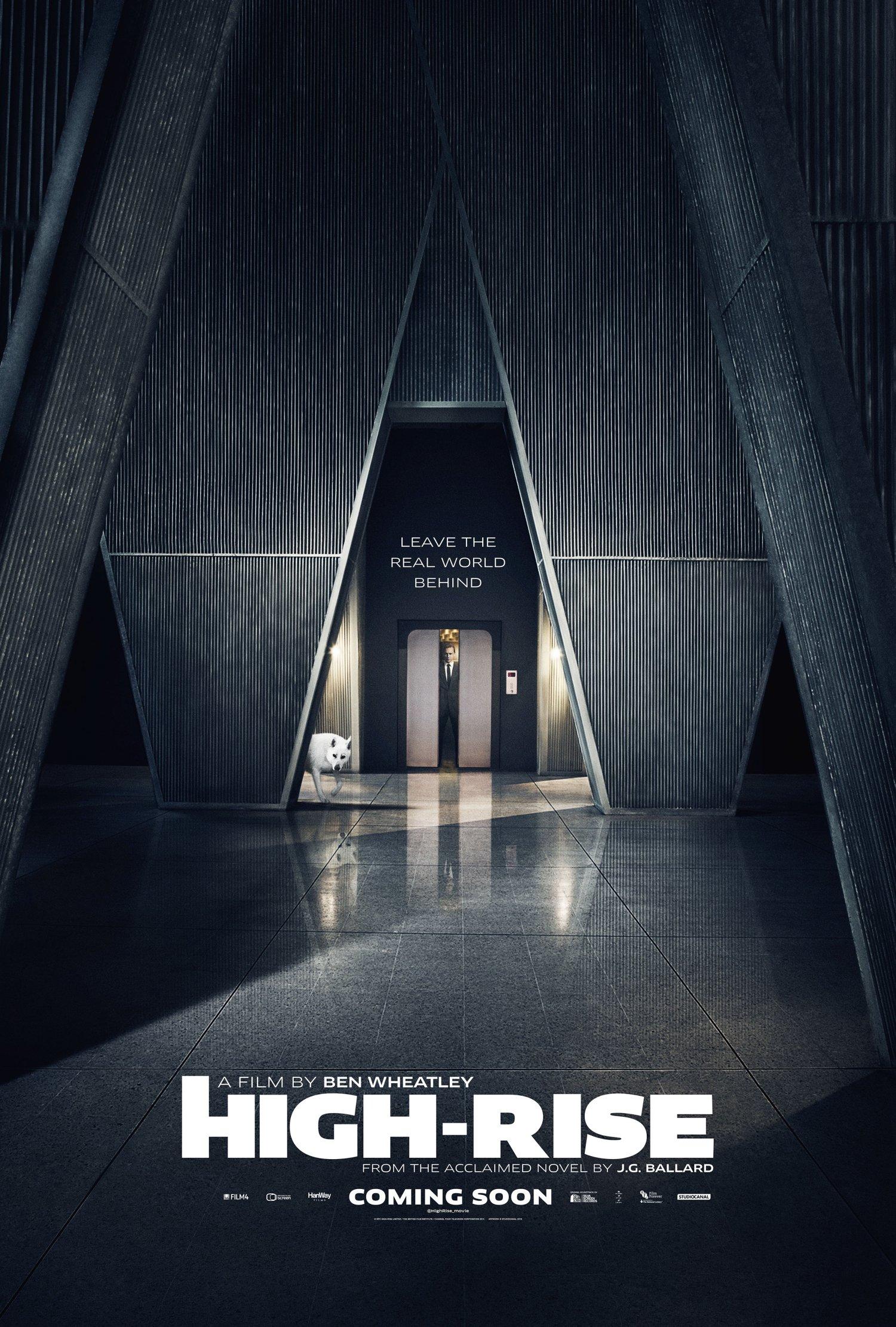 High Rise teaser poster 3