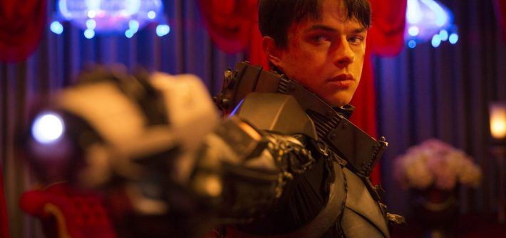 Valerian – First look images land