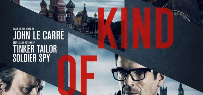 Our Kind of Traitor has a poster