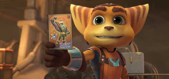 Ratchet & Clank hit the road