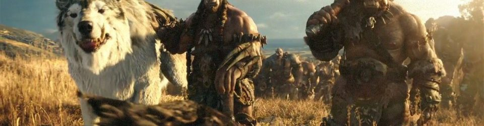 Warcraft has a new trailer