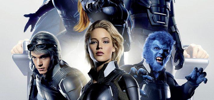 X-Men Apocalypse Defender poster