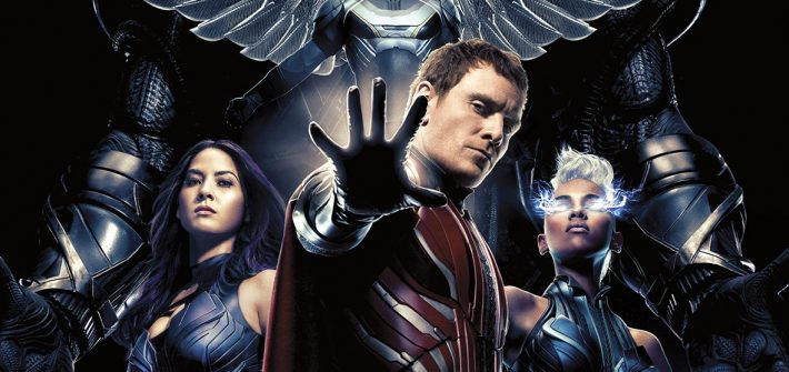 X-Men Apocalypse – 4 Horsemen poster