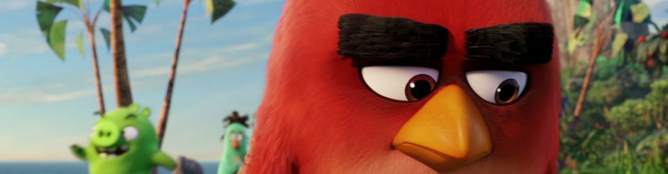 Angry Birds, the Trailer