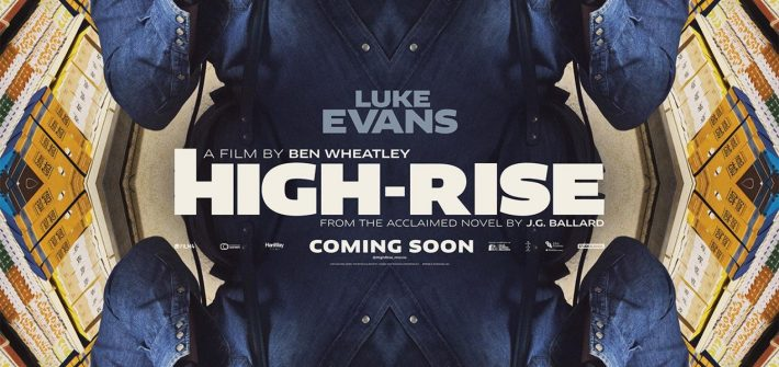 High Rise Character Posters