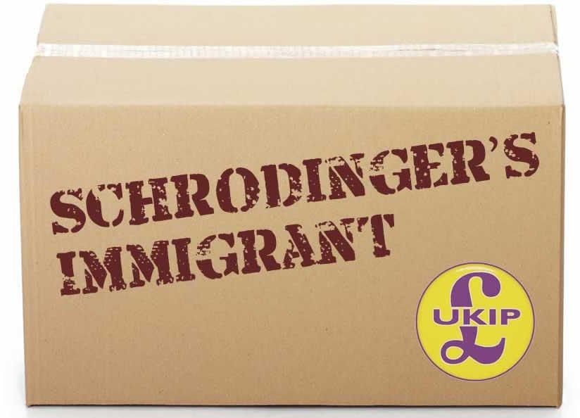 schrodingers immigrant ukip