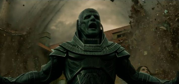 X-Men Apocalypse has a new trailer