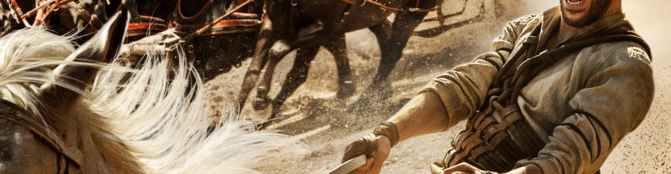 Ben Hur has a new poster